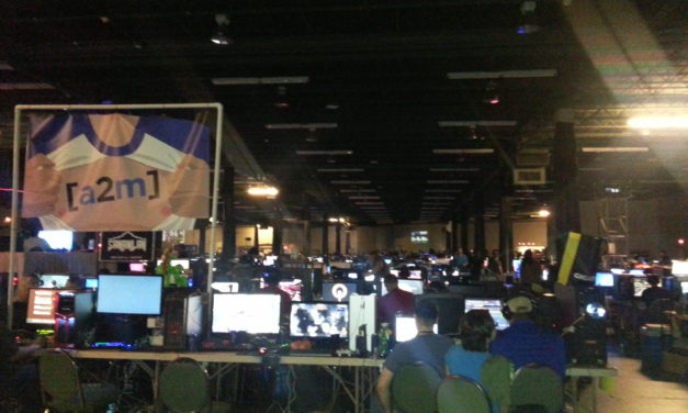 QuakeCon, really need to bring a computer